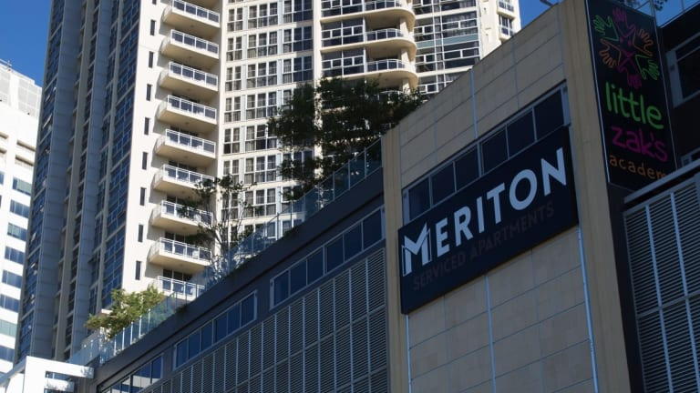 Meriton apartments in Bondi Junction. Meriton was found to have stopped some of its customers from leaving reviews on the TripAdvisor website.