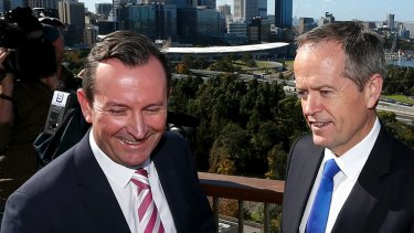 Mark McGowan will try to remove Lisa Scaffidi if SAT doesn't.