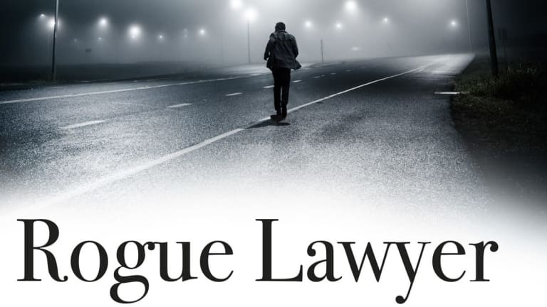 Rogue Lawyer by John Grisham is another of his well constructed tales set in the legal world.