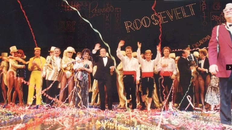 Jupiters Casino's Live at the Roosevelt.