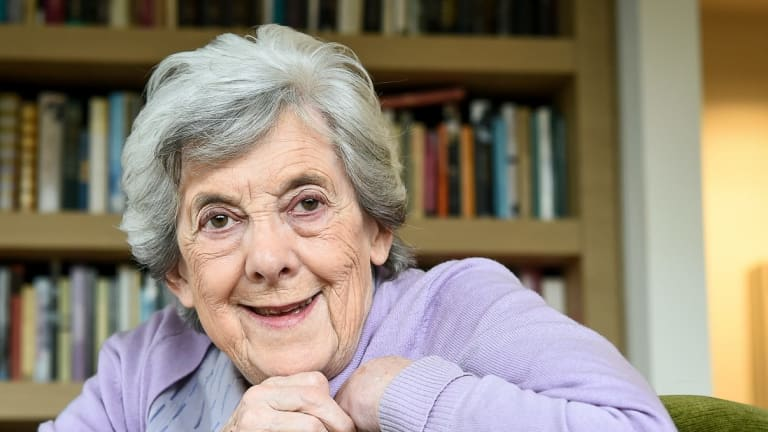 Brenda Niall has been awarded the Australian Literacy Gold Medal for her biography of Archbishop Mannix.