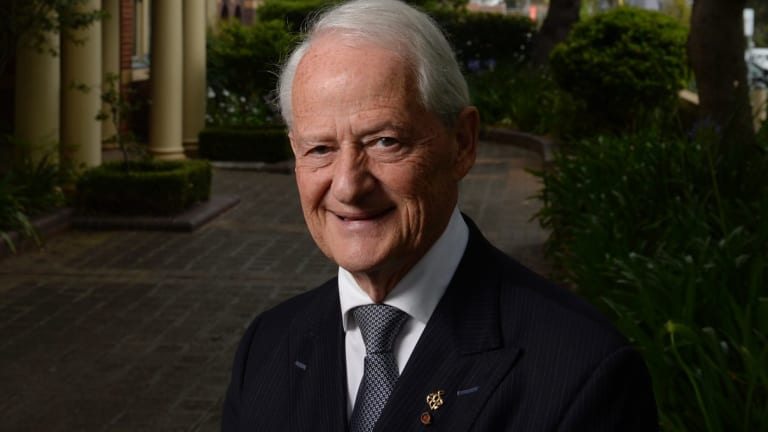 """Philip Ruddock said he wanted to be """"as open as possible"""" in the conduct of the inquiry."""