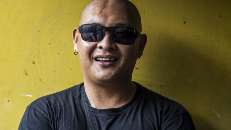 Andrew Chan became a pastor in prison.