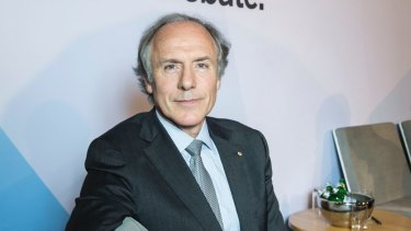 Grilled: Chief Scientist for Australia, Alan Finkel.
