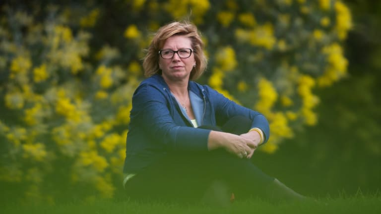 Daily Life Woman of the Year winner Rosie Batty.