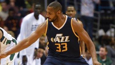 Utah Jazz's Boris Diaw may have to give up his caffeine habit.