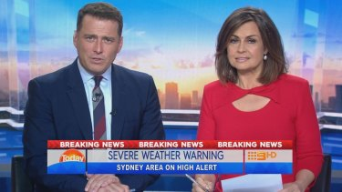 Karl Stefanovic and Lisa Wilkinson have co-hosted Today for more than a decade.