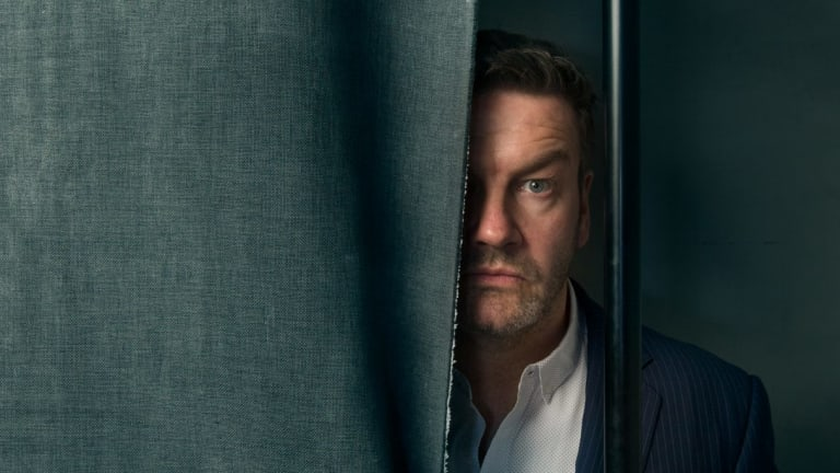 Comedian Lawrence Mooney is asking the big questions in his new show Moonman at the Canberra Theatre Centre this month.