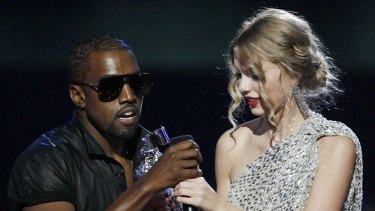 The Swift vs. West drama first began in 2009 when the rapper stormed the stage at the VMAs, claiming Beyonce was the rightful winner of the Best Female Video Award.