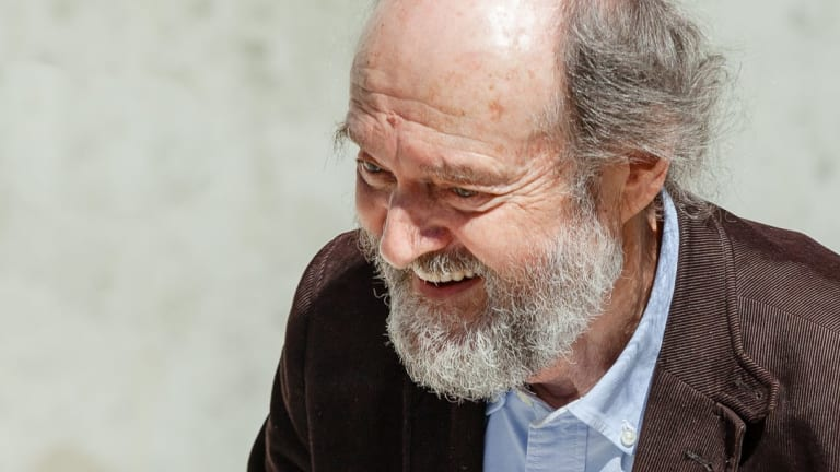 Composer Arvo Part has been described as the Howard Hughes of the classical world.