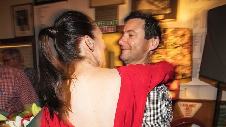 """Ardern said she and Gayford """"wanted a family but weren't sure it would happen for us""""."""