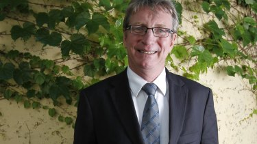Bega Cheese chairman Barry Irvin says the company's joint venture with Blackmores is not performing as expected.