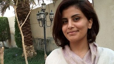 Loujain al-Hathloul spent 73 days in prison after taking part in the campaign to allow women to drive in Saudi Arabia.