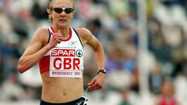 Outraged: Marathon world record holder Paula Radcliffe has labelled the proposed changes as cowardly.
