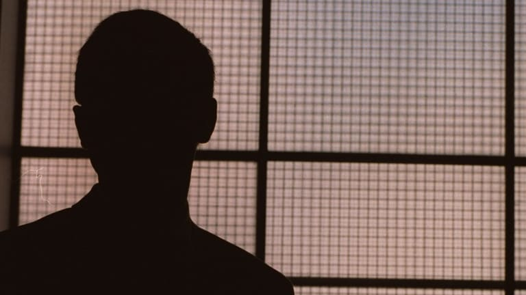 Shadowy figure: Identity theft is one of the most common crimes in Australia.