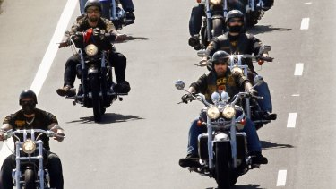 The ACT government has ruled out anti-consorting laws to stop bikie-related crime.