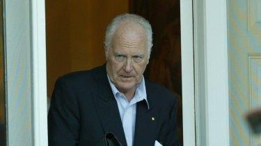 Former governor-general Peter Hollingworth.