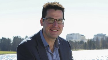 "Liberal senator Zed Seselja says the budget contains ""massive investment"" in Canberra."