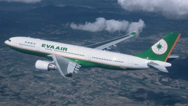 eebf188e002b EVA Air will increase its Brisbane services from October.