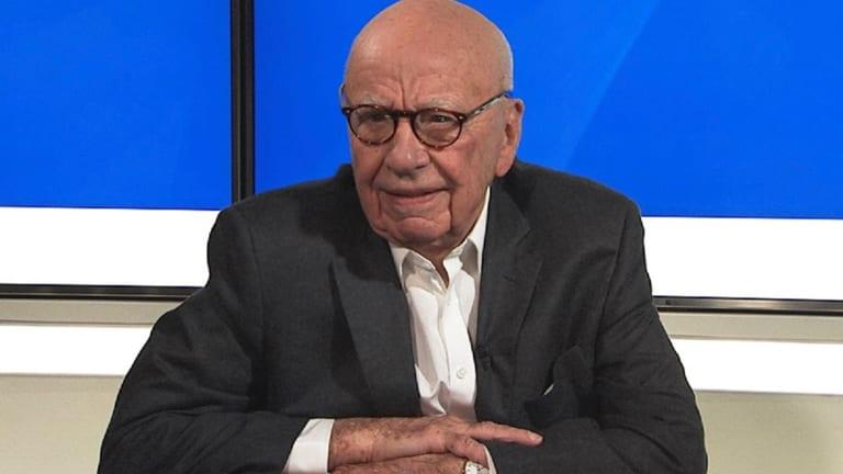 Australian-born Rupert Murdoch, who renounced his Australian citizenship in 1985, is only a few spots behind Ms Rinehart, with a net worth of $US14.4 billion.