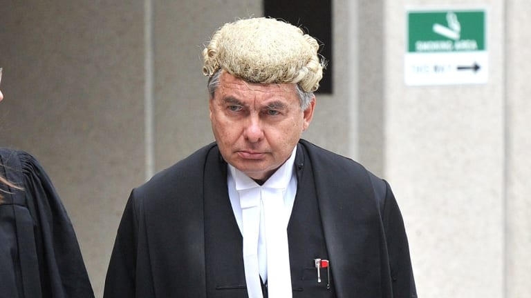 Walter Sofronoff has been appointed as the new president of the Court of Appeal.