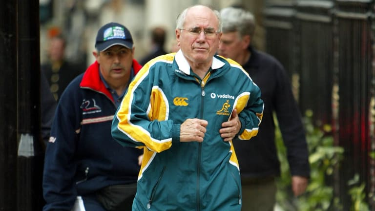 A generation of battlers have become synonymous with former prime minister John Howard.