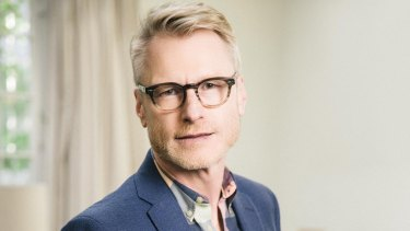 David Francis, author of <i>Wedding Bush Road</i>.