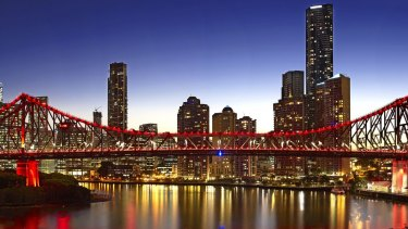 "Rough Guides described Brisbane's position on the list as ""surprising""."
