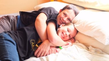 Jaala Pulford with her daughter Sinead. Sinead died two years ago at the age of 13.