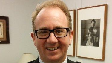 The federal member for Batman, Labor's David Feeney.