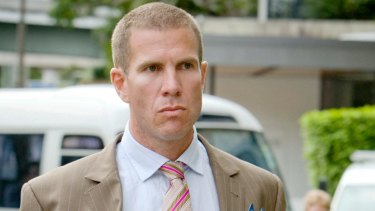 Matthew Perrin was found guilty of forging his wife's signature on mortgage documents.
