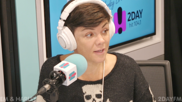 Em Rusciano's breakfast show has taken another hit in the latest Sydney radio ratings.