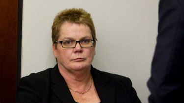 QR boss Helen Gluer stood down the head of train service delivery as probe set to begin.