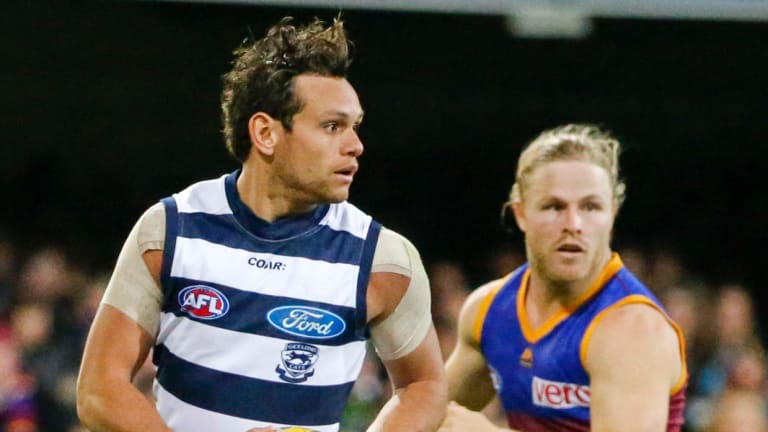 Steven Motlop in action against the Lions this year.