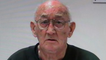 Gerald Ridsdale appeared before the Royal Commission into Institutional Responses to Child Sexual Abuse in 2015.