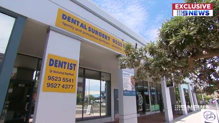 Nicholas Southall practiced at Cronulla Dental Surgery.