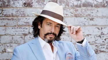 Instant Hotel host and judge Laurence Llewelyn-Bowen.