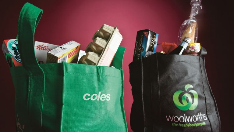 Coles and Woolworths are expected to lose market share over the next 24 months.
