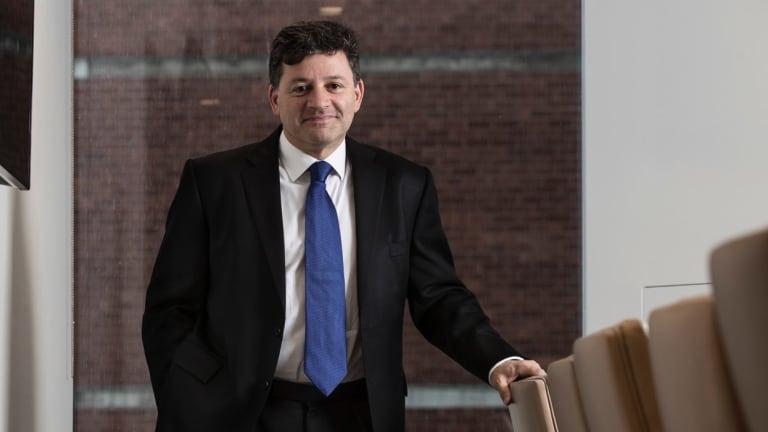 Graham Chipchase, CEO of Brambles