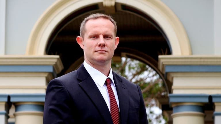 Inner west council mayor Darcy Byrne wants council to stick with its Australia Day event, but says it should be a day commemoration not celebration.