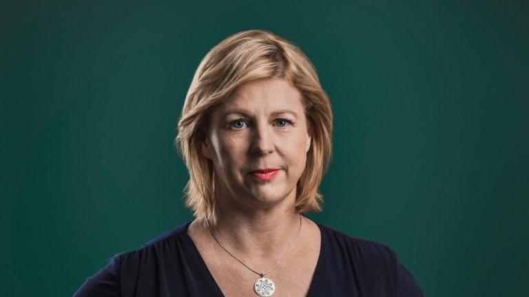 Author Liane Moriarty.