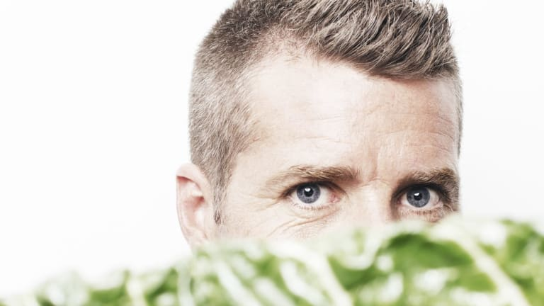 "Pete Evans: ""I don't mind a little bit of controversy because I will give it back."""