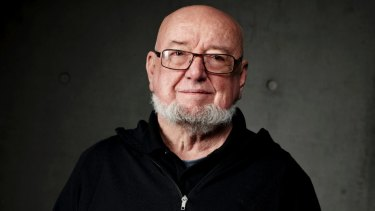 Author Tom Keneally.