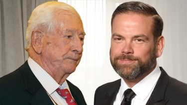 Rejected: Bruce Gordon and Lachlan Murdoch.