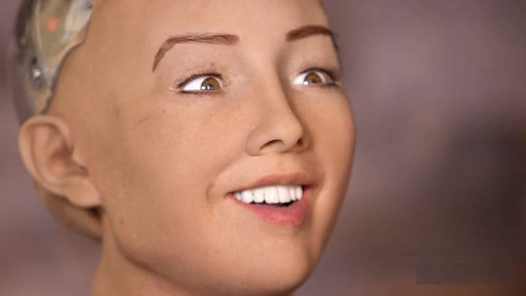Sophia the robot has been granted Saudi citizenship.