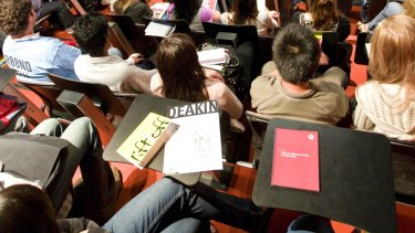 Deakin University students kicked out for 'contract cheating'