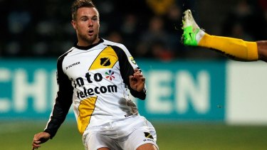 Incoming: Jordy Buijs.