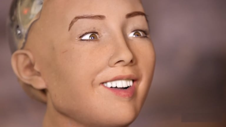 Why Sophia The Robot Is Not What It Seems