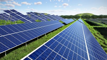 The ACT government has approved a new solar farm at Williamsdale.