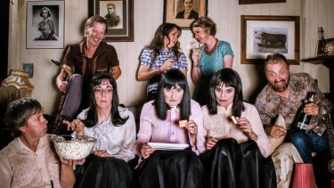 The Kransky Sisters join band Topology for a special Midsumma show.